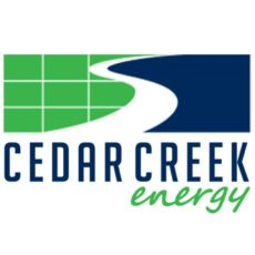 Cedar Creek Energy Logo