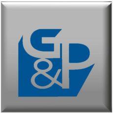 G & p logo