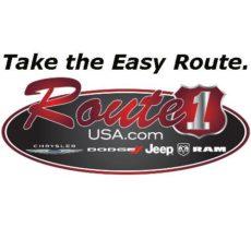 Route 1 CDJR - Logo