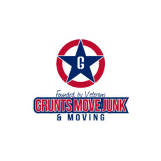 Grunts Move Junk and Moving LOGO - 1000x1000 JPEG