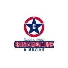 Grunts Move Junk and Moving LOGO - 1000x1000 JPEG