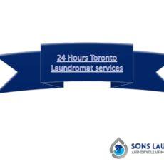 Toronto laundromat services
