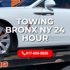 24 Hour Tow Truck Bronx